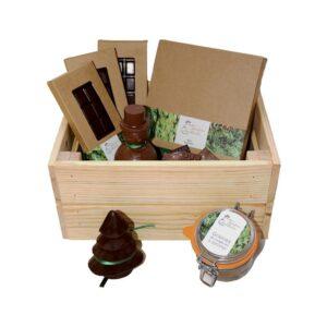Découvrez nos coffrets cadeaux de chocolats bio