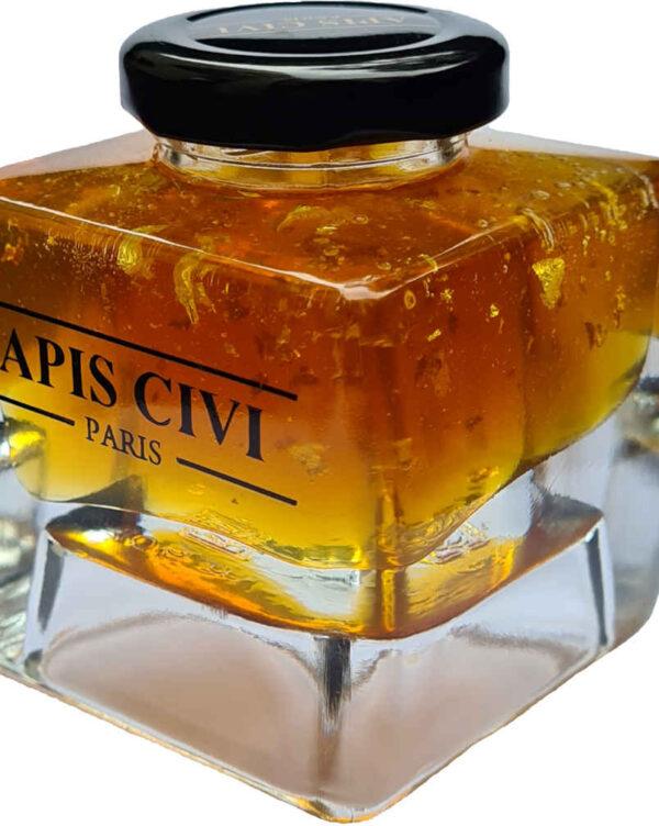 Miel de Paris par Apis Civi en vente sur Faubourg 203