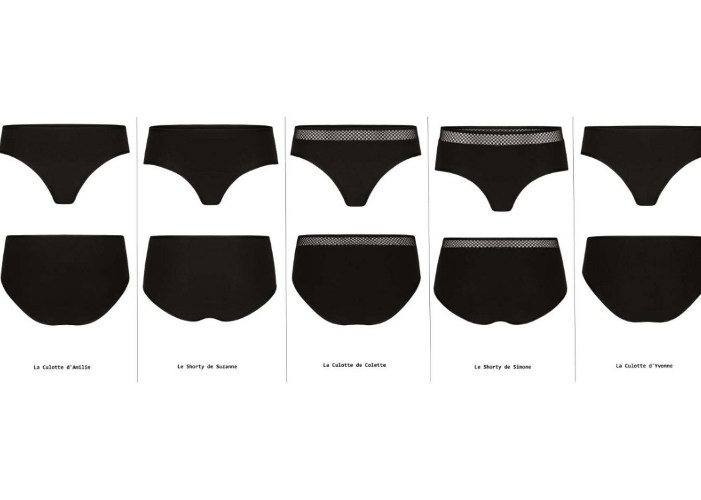 Culottes menstruelles, prix de l'innovation du label Fabriqué à Paris