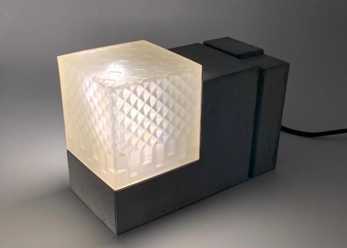 Création en béton, prix du public label Fabriqué à Paris