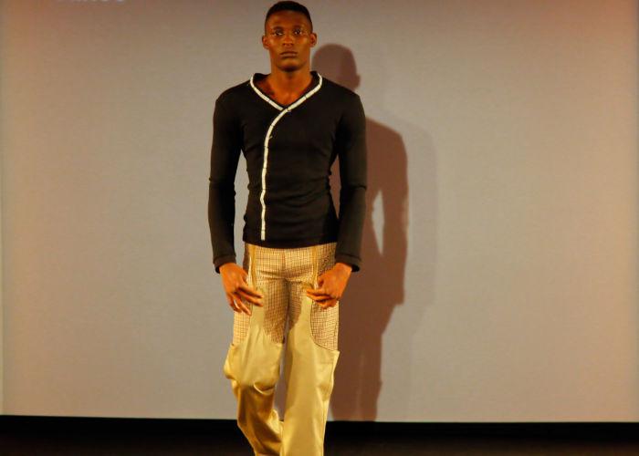 Short pantalon amovible, récompensé par le label Fabriqué à Paris