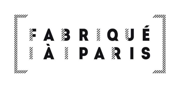 Logo du label fabriqué à Paris