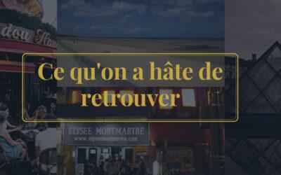 5 choses qui nous manquent à Paris à cause du Covid